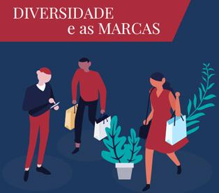 Diversidade inspiring banner